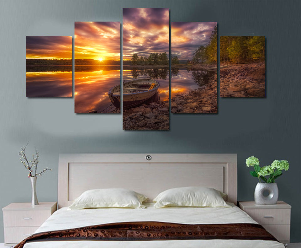 HD Printed ringerike norway ringerike Painting Canvas Print room decor  print poster picture canvas Free shipping/ny-4400 Write Review