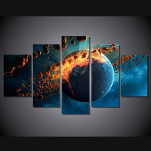 HD Printed Universe stellar explosion Painting Canvas Print room decor print poster picture canvas Free shipping/ny-4577