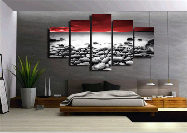 HD Printed Natural wonderful sight Painting Canvas Print room decor print poster picture canvas Free shipping/ny-4998