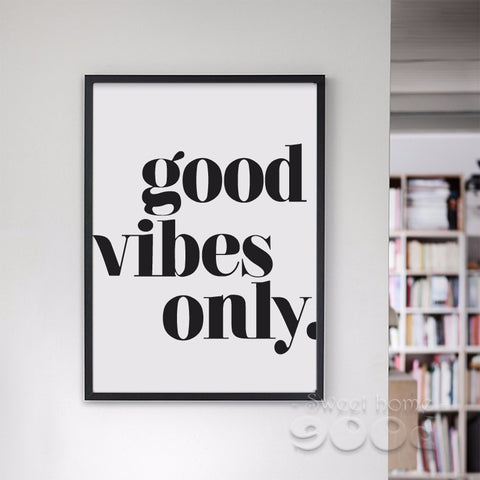 Inspiration Quote Canvas Painting Poster, Wall Pictures For Home Decoration, wall decor FA143