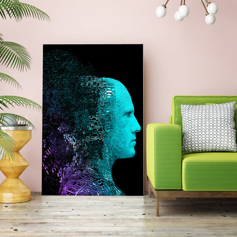 HD Printed Zero Theorem Poster Painting Canvas Print room decor print poster picture canvas Free shipping/ny-6364