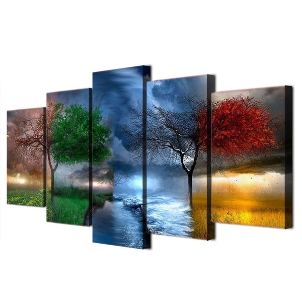 HD Printed Fantasy Nature Painting Canvas Print room decor print poster picture canvas Free shipping/ny-4951