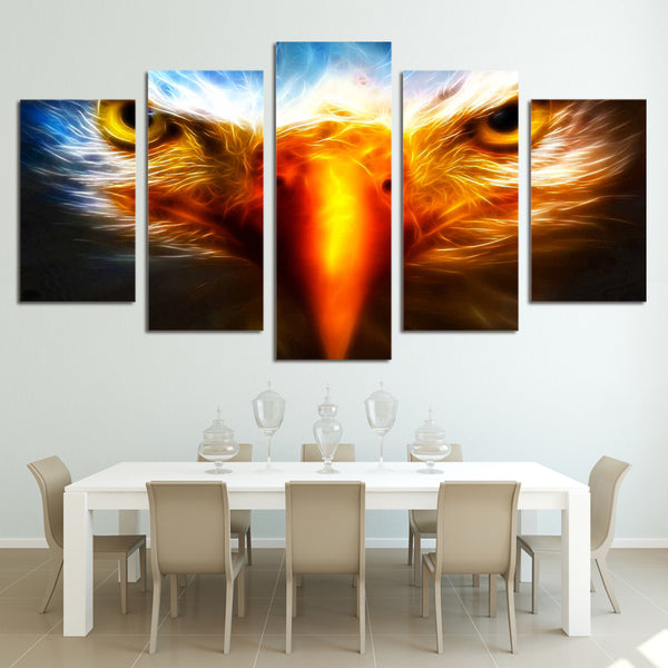 HD Printed eagle Painting on canvas room decoration print poster picture canvas Free shipping/ny-2758