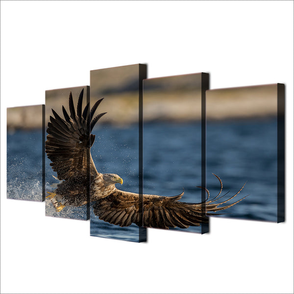 HD Printed Sea Eagle Painting on canvas room decoration print poster picture canvas Free shipping/ny-1667