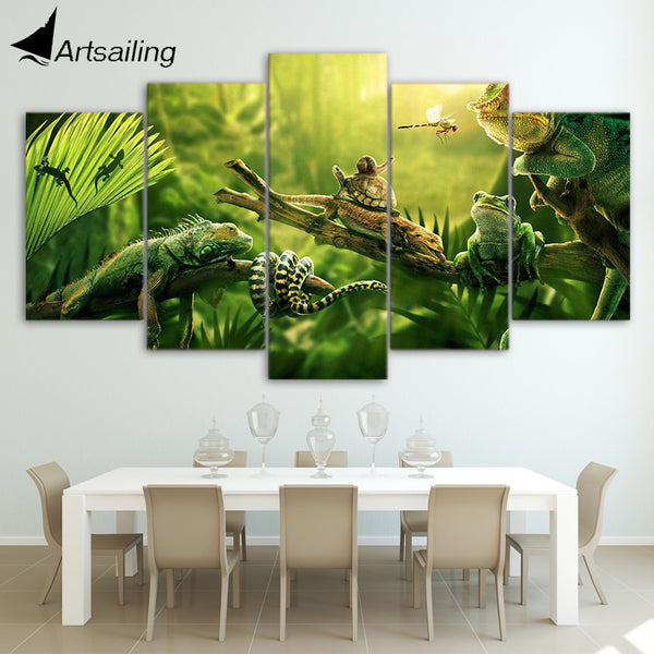 HD Printed Party animal Painting Canvas Print room decor print poster picture canvas Free shipping/ny-5052