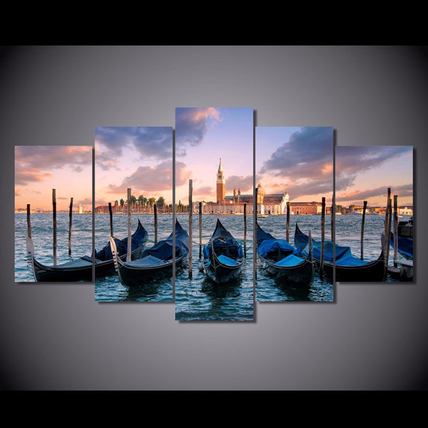 HD Printed venezia venice italy Painting on canvas room decoration print poster picture canvas Free shipping/ny-2799