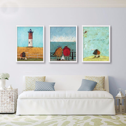 Nordic Poster Posters And Prints Wall Art Canvas Painting The Only Wall Art Print Wall Pictures For Living Room No Poster Frame