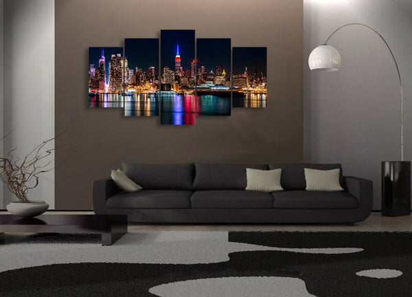 HD Printed brooklyn manhattan new york Painting Canvas Print room decor print poster picture canvas Free shipping/ny-1810