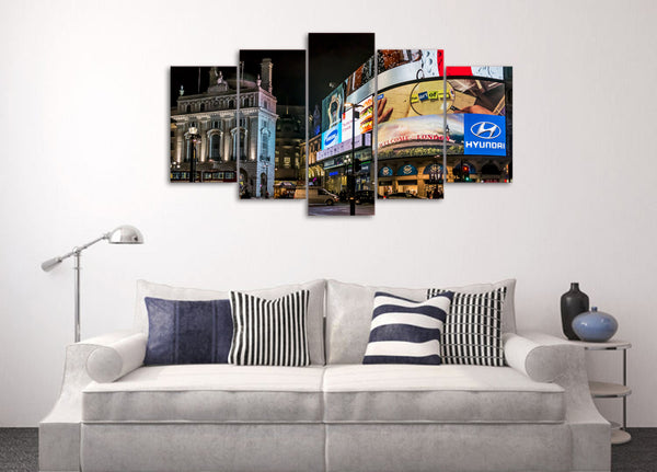 HD Printed London street Painting on canvas room decoration print poster picture canvas Free shipping/ny-1746