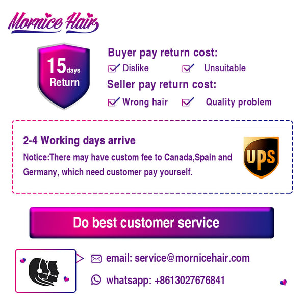 Mornice Hair Brazilian Loose Deep Human Hair Weave 100% Remy Hair Natural Black Color Hair Bundles Free Shipping 100g