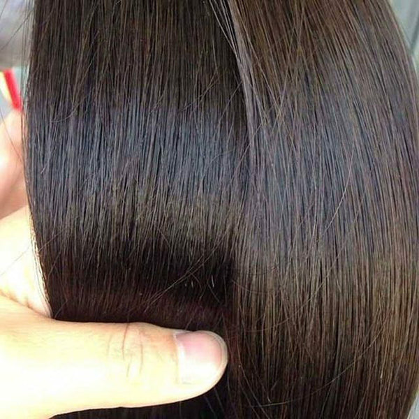 Unprocessed Virgin Brazilian Hair Extensions Human Hair Bundles Can Buy 3 Bundles Natural Color Hair Can Be Dyed Beauty Lueen