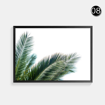 Green World Nordic Decoration Wall Pictures For Living Room Posters And Prints Cuadros Wall Art Canvas Painting No Poster Frame