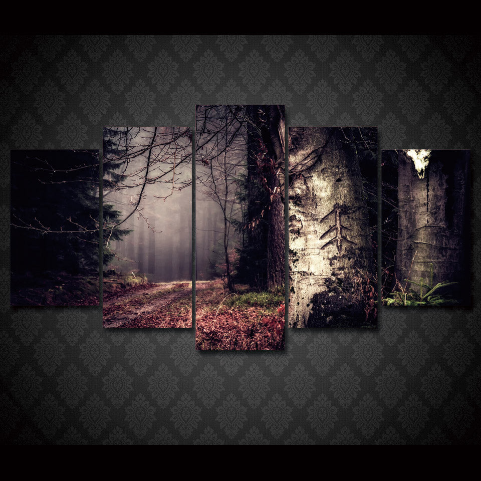 HD Printed secret woods Painting on canvas room decoration print poster picture canvas Free shipping/ny-1479
