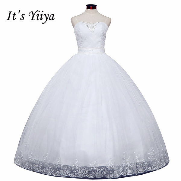 HOT Free shipping new 2015 white princess fashionable lace wedding dress romantic tulle wedding dresses Vestidos De Novia HS103