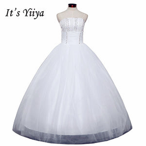 HOT Free shipping white princess wedding dress 2015 plus size fashionable cheap dresses wedding gown Vestidos De Novia Y219