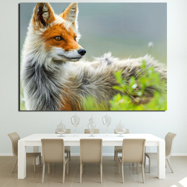 HD Printed 1 Piece Dog Canvas Painting Animal Canvas Prints Picture Large Frame Posters and Prints Free Shipping ny-6715D