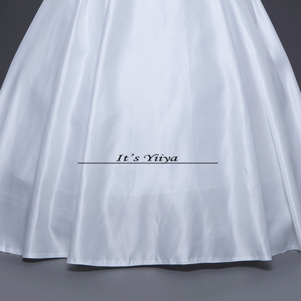 Free shipping 2017 New Ruffles Wedding Dresses Strapless Bow Waist Cheap Bride Frocks Ball Gowns Plus size XXN055