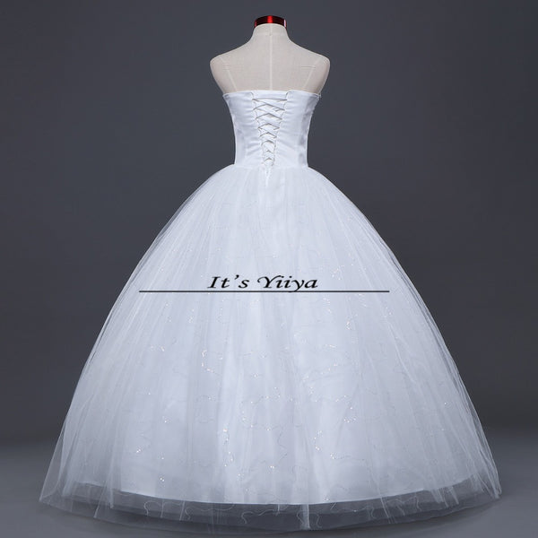 HOT Free shipping new 2014 white princess fashionable wedding dress romantic tulle wedding dresses Vestidos De Novia HS081