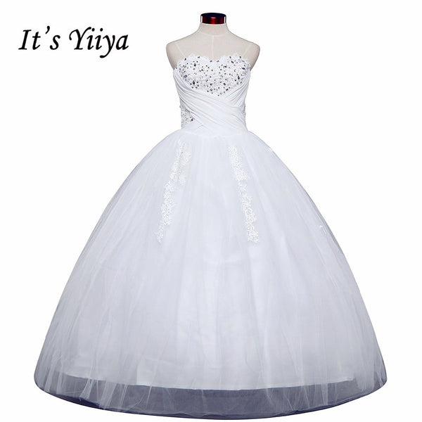 Free shipping wedding dresses white plus size lace dress cheap wedding gowns short sleeves bride dresses Vestidos De Novia HS162