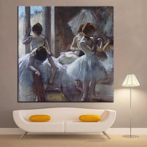 DP ARTISAN Dancers Wall painting print on canvas for home decor oil painting arts No framed wall pictures