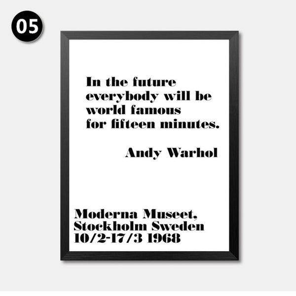 Stockholm Sweden Wall Art Poster Decor Painting Cuadros Decoracion Quotes The Paintings Canvas Art Print Poster HD2214