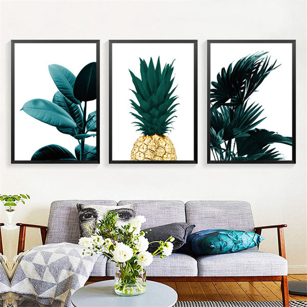 Landscape Scenery Wall Art Canvas Painting Posters and Prints Art Picture Canvas Wall Pictures No Poster Frame FG0056