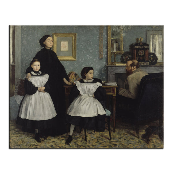 DP ARTISAN The Bellelli Family Wall painting print on canvas for home decor oil painting arts No framed wall pictures