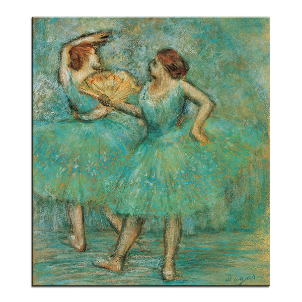 DP ARTISAN Two Dancers c 1905 Wall painting print on canvas for home decor oil painting arts No framed wall pictures