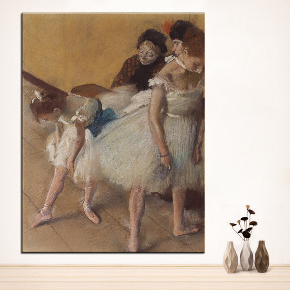DP ARTISAN Examen de Danse Wall painting print on canvas for home decor oil painting arts No framed wall pictures