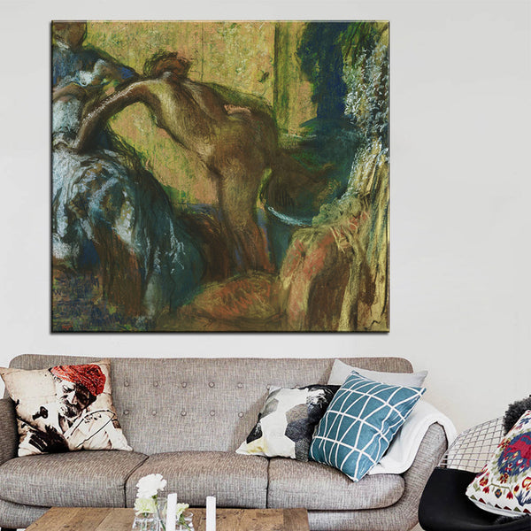 DP ARTISAN After the Bath Wall painting print on canvas for home decor oil painting arts No framed wall pictures