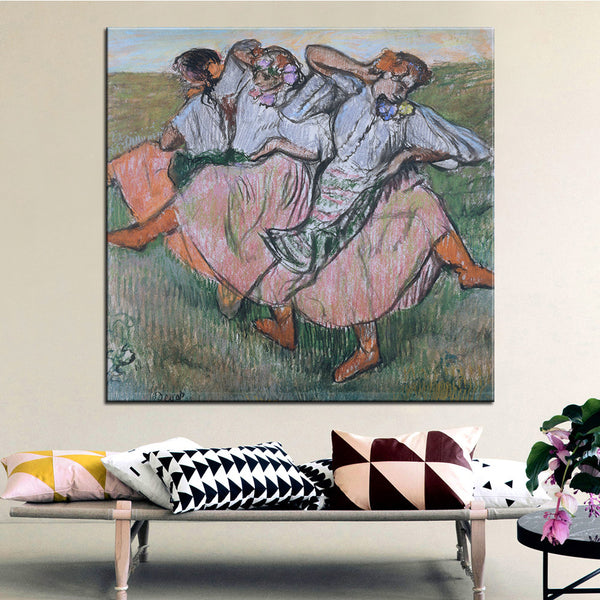 DP ARTISAN Three Russian Dancers Wall painting print on canvas for home decor oil painting arts No framed wall pictures