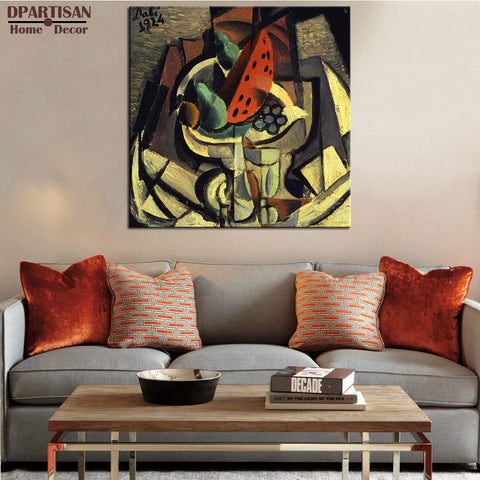 DPARTISAN MUSEUM ART PRINT Persistence of Memory Surrealism FREE SHIPMENT PICTURE PRINT ON CANVAS wall painting no frame Arts