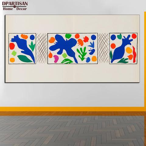 DPARTISAN matisse verve wall painting GICLEE oil painting Prints on canvas No frame  wall Pictures Decor Living Room wall art