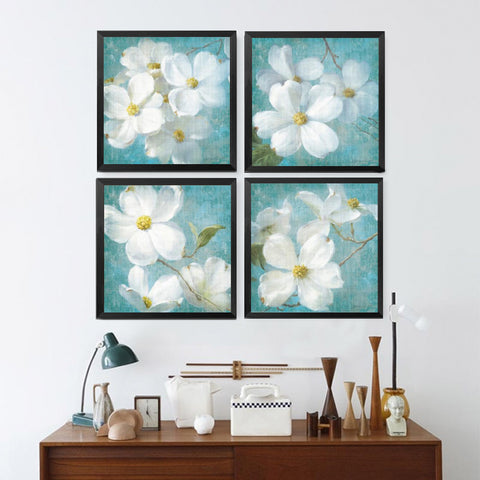 flowers art print poster home room art wall home decor print art Posters YT0044