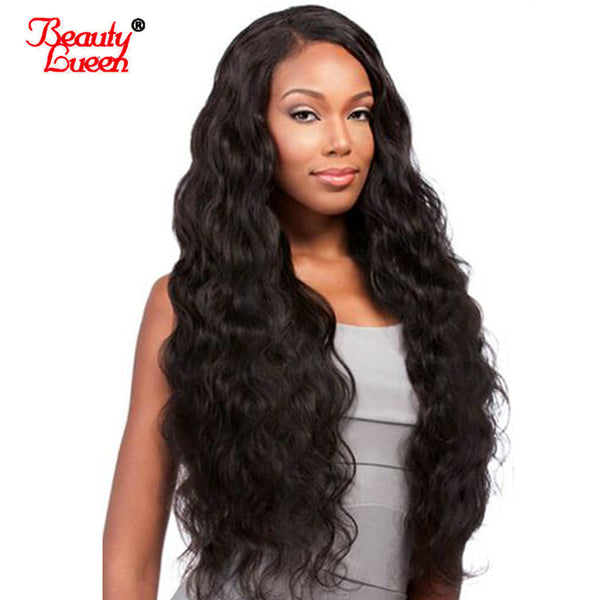 360 Lace Frontal Wig Pre Plucked With Baby Hair 150% Density Brazilian Body Wave Lace Front Human Hair Wigs Remy Beauty Lueen
