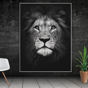 Nordic poster canvas Wall art animal canvas painting home deor Wall Pictures print