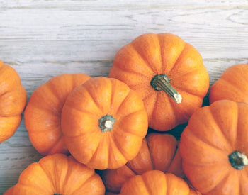 Ingredient of the Week: Pumpkin! 🎃