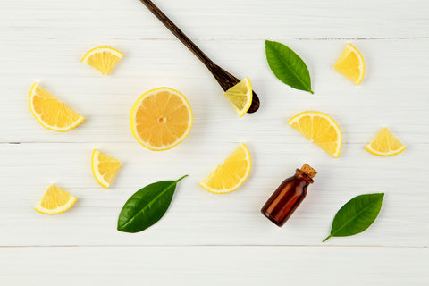 Essential oils for sleep, relaxation, and anxiety.