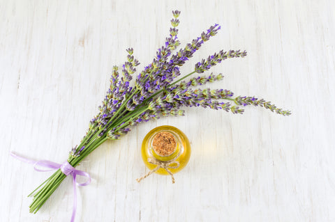 lavender essential oil for sleep and relaxation.