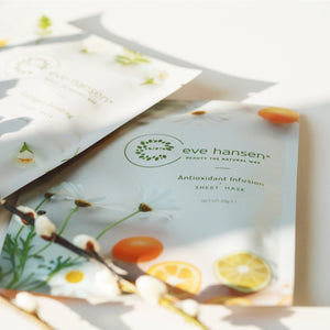 Antioxidant Sheet Mask -     5X Sheets