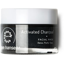 Activated Charcoal Clay Mask