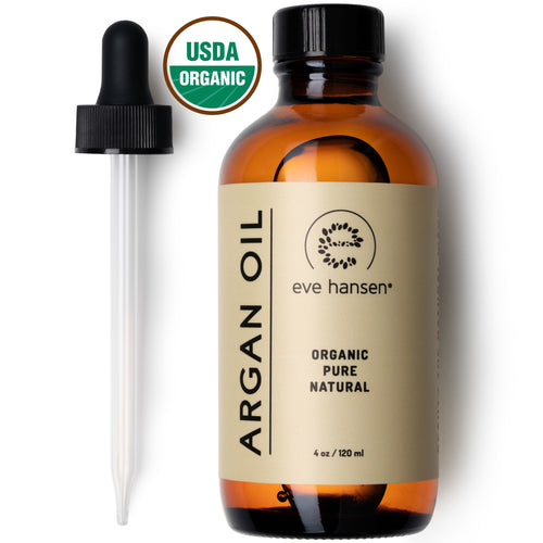 Organic Argan Oil - 4 oz