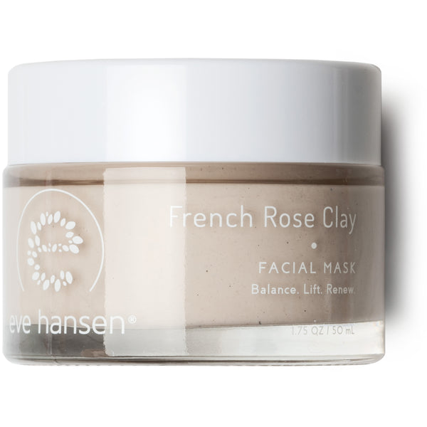 French Rose Clay Mask