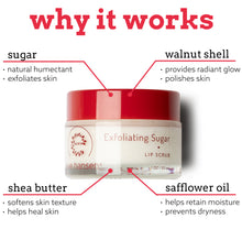 Exfoliating Sugar Lip Scrub