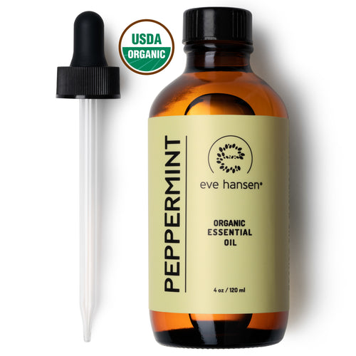 Organic Peppermint Oil - 4 oz