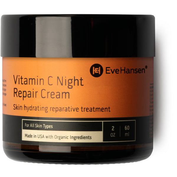 Vitamin C Night Repair Cream - 2 oz