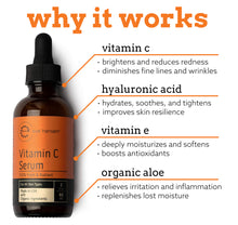 Vitamin C Facial Serum - 2 oz