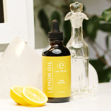 Organic Lemon Essential Oil - 2 oz