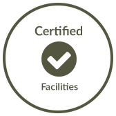 Certified production facilities