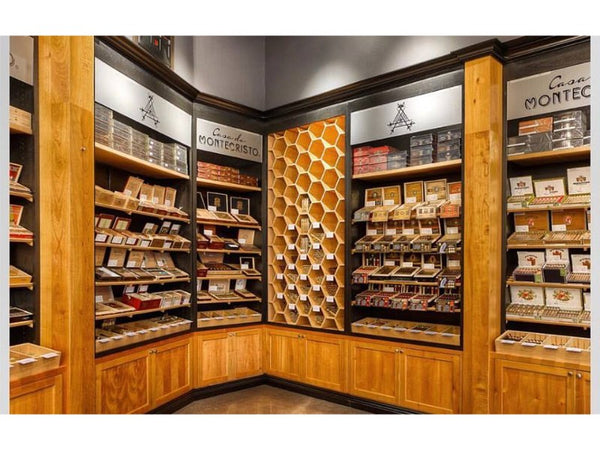 Checkout Some Of The Finest Jobs Done By Our Craftsmen In The Past: Walk In  Humidor